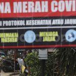 Wilayah Zona Merah Covid-19 DKI Jakarta